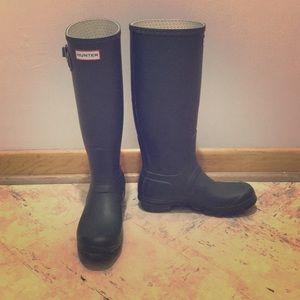 Authentic Hunter Classic Rain Boots